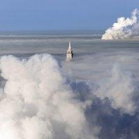 В облаках :: Георгий Ланчевский