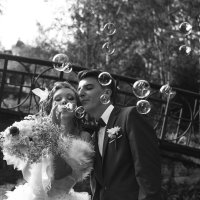 жених и невеста :: Влад