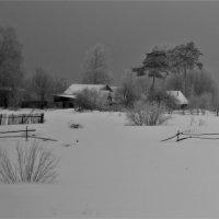 Вологодские деревни :: Ольга Лапшина