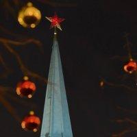 Новогоднее  из Москвы :: Olcen - Ольга Лён