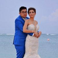 Жених и невеста :: Асылбек Айманов