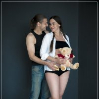 Настя и Рома :: Андрей Мартынюк