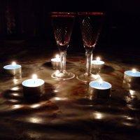 Ужин при свечах. :: Marina