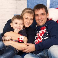 Семья :: Вероника Подрезова