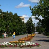 Юбилейный бульвар :: lapin_valerei@mail.ru