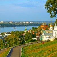 Волга Нижний Новгород :: lapin_valerei@mail.ru