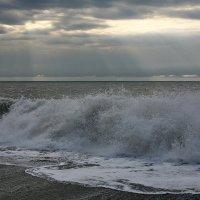Море волнуется... :: Виолетта