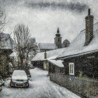 Зима в Европе... :: Алексей Лебедев