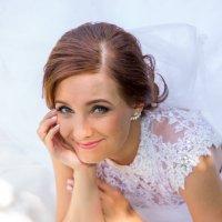 портрет невесты в парке :: Егор Чеботаренко