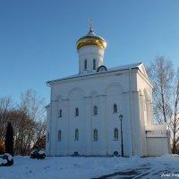 Храм! :: Андрей Буховецкий