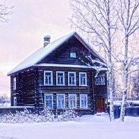 зимний город :: Сергей Кочнев