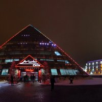 Пирамида. :: Сергей *Витебск*