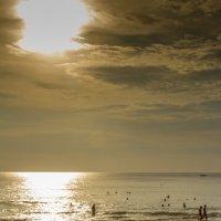 На пляже :: Андрей Кузнецов