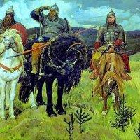 Три богатыря... :: Miko Baltiyskiy