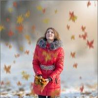 Зимний листопад :: Валентин Цапков