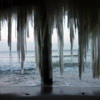 Мороз постарался :: Oxi --