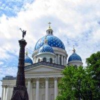 Троицкий собор. Петербург :: Наталья