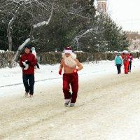 Сибирский марафон :: раиса Орловская