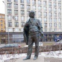Памятник Товстоногову :: Вера Щукина