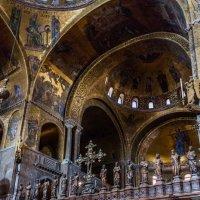 Интерьер собора Св.Марка в Венеции :: Вадим *
