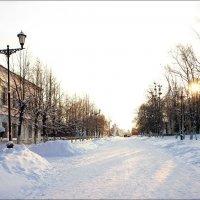 Яркий зимний день... :: марк