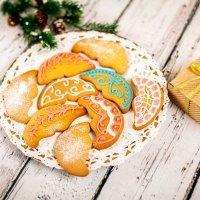 Имбирное печенье :: Алла Мещерякова