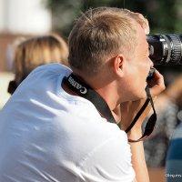 пристрелка фото-оружия :: Олег Лукьянов