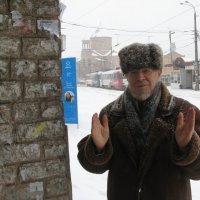 Старый Новый Дед Мороз - из улыбок он и слез :: Алекс Аро Аро