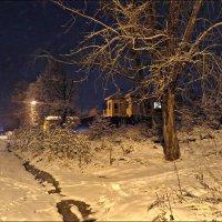 Ночью шел снег :: Leonid Rutov