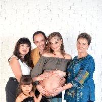 Семья в сборе :: Ксения Базарова