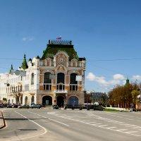 Площадь Минина и Пожарского :: lapin_valerei@mail.ru