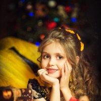 Маленькая принцесса :: Оксана Зволинская