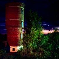 Сторожевая башня. :: Андрий Майковский