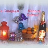 Новогодняя открытка... :: Тамара (st.tamara)