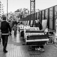 улицы Барселоны :: sergio tachini