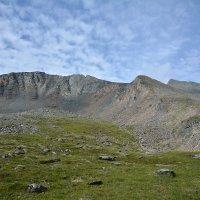 В горах :: Александр Шацких