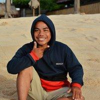 Жизнерадостный молодой балиец :: Асылбек Айманов