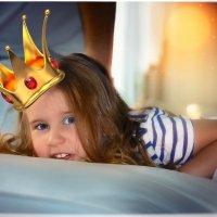 Про капризную принцессу :: Евгения К