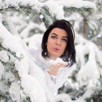 Зима время чудес ) :: Алеся Корнеевец