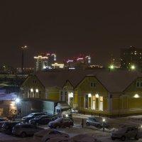 Вокзал Новосибирск-Южный :: Дима Пискунов