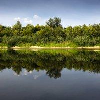 На реке :: Сергей W.Протопопов