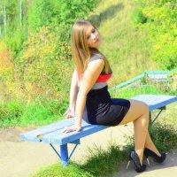Модель :: Анна Былина