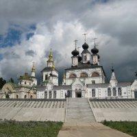 Соборное дворище Великого Устюга :: Алексей Хохлов