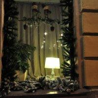 Ночное окно... :: Ольга