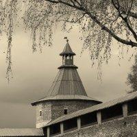 Башня :: Вадим Лапин