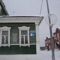 Дом Куприна в Подмосковной  Коломне :: Ольга Кривых