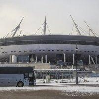 Стадион зенита :: Анатолий Смирнов