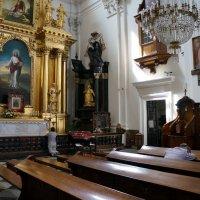 В Храме ... :: Алёна Савина