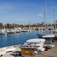Яхт клуб в Салоу. Испания :: Дмитрий Сиялов