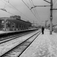 "Станция ""Пискаревка"". Ленинград. :: Сергей Еремин"